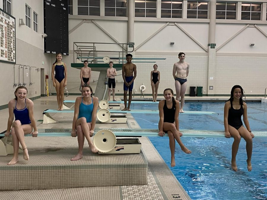 Westminster Swimming and Diving Team Cope With New Safety Protocols