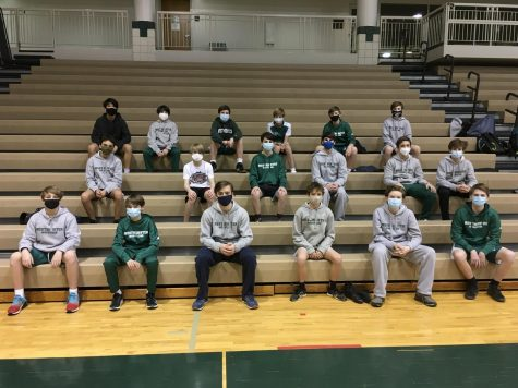 Westminster Wrestling Battles The Coronavirus Pandemic