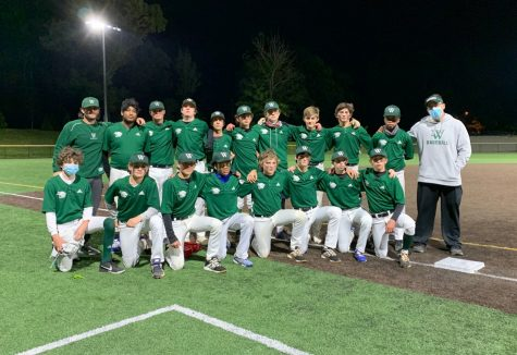 Heartbreaking Loss Caps off Amazing Season from the 8th Grade Baseball Team