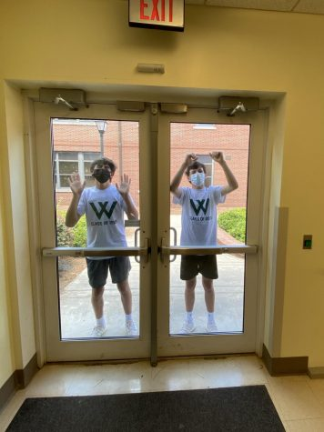 My Opinion: Students Understandably Upset About Locked Doors