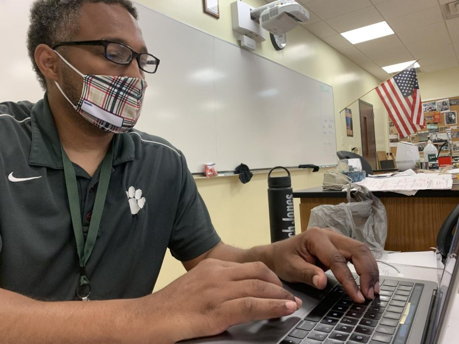 Virtual Learning Continues to Improve for Wildcats