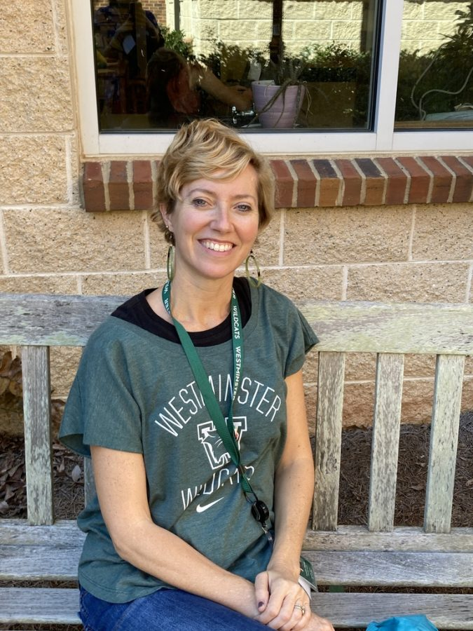 Jennifer Hogan Brings New Energy to History Department