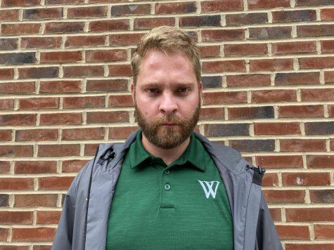 English Teacher Danny Alexander Returns to the Classroom